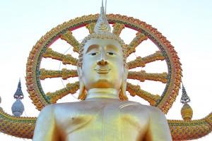 Будда на острове Самуи