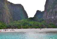 Остров Пхи Пхи Лей, Бухта Майя (phi phi maya bay)