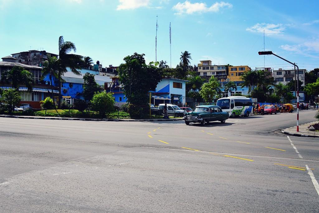 автобусная станция Гаваны