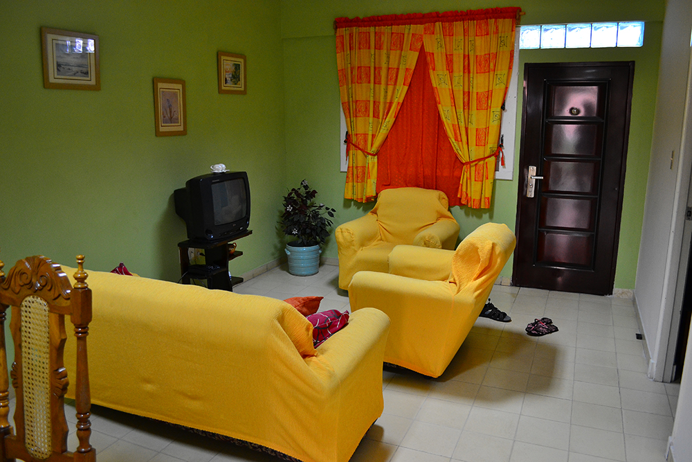Accommodation in Cuba