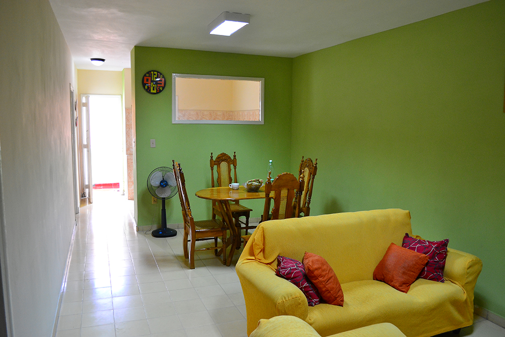 Apartment rental in Cuba
