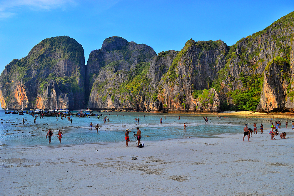 Phi Phi Lei. Maya Bay