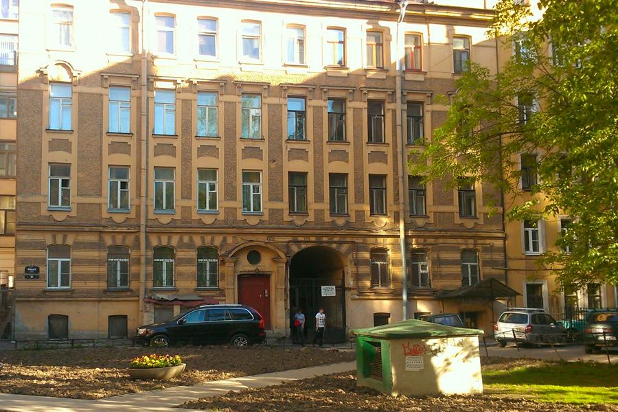 Hostels in St. Petersburg