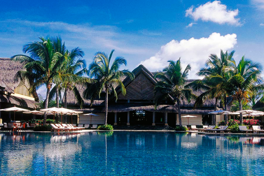 Один из лучших отелей мира