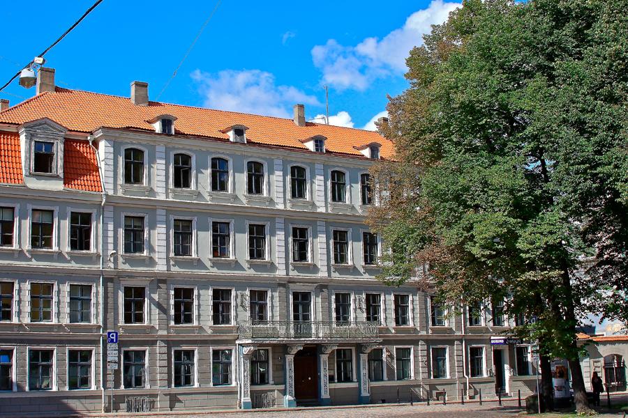 Гостиница Рига в Санкт-Петербурге