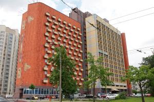 Гостиница-чемодан в Санкт-Петербурге
