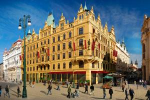 Отель в Праге Hotel Kings