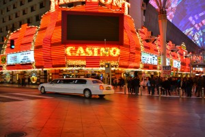лимузин в Лас Вегасе