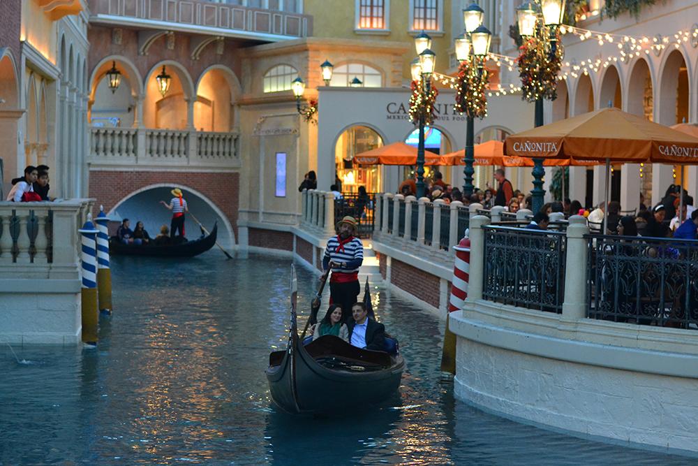 Отель Венеция в Лас Вегасе