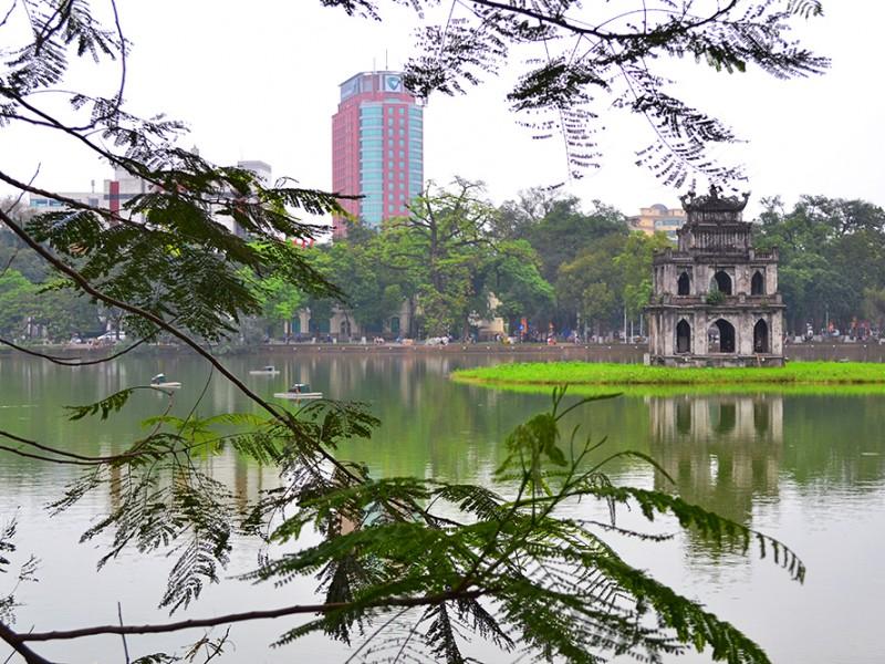 Вьетнам - город Ханой