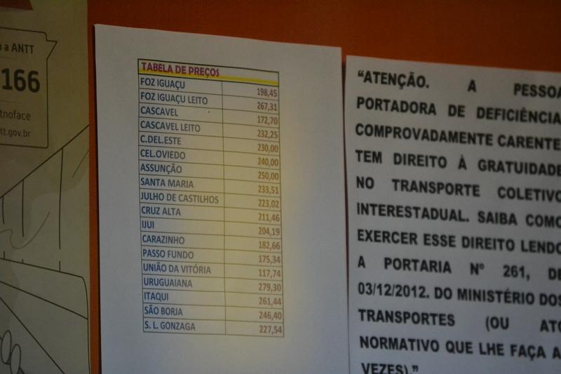 цены до Foz Iguacu и другие направления