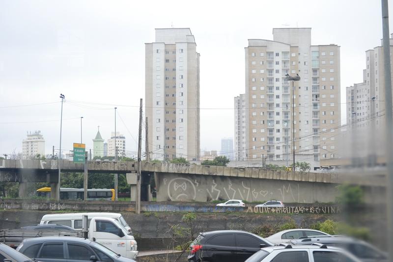 Сан Пауло из аэропорта в город