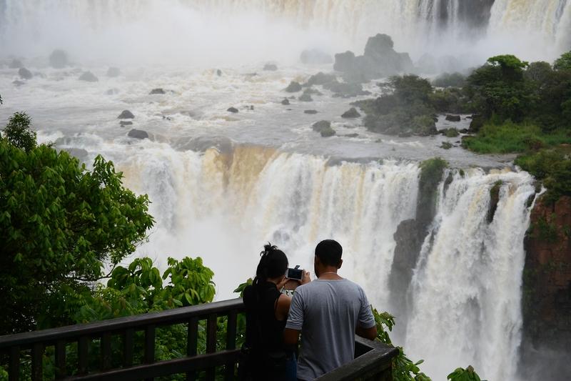 Iguasu in Brazil