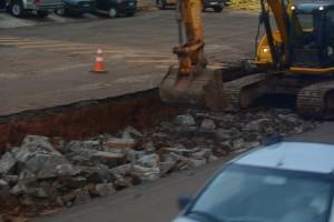 ремонт дорог в Бразилии