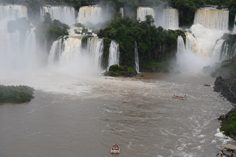 Safari trip in Iguacu in Brazil