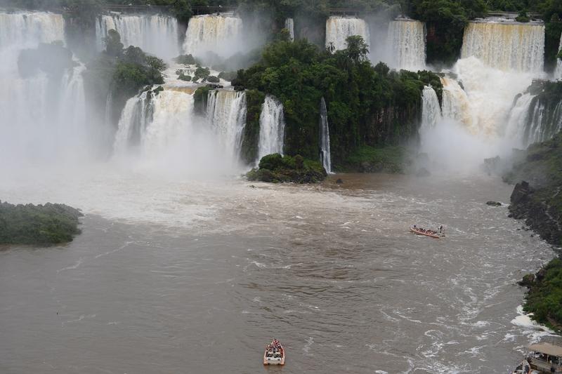Safari trip in Iguacu in Brazil