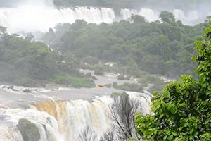 Бразилия. Водопады Игуасу