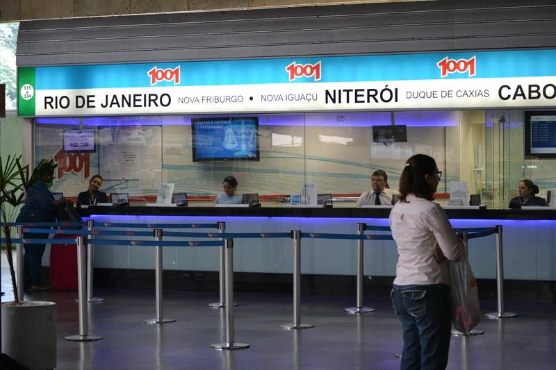 автобусы до Рио де Жанейро из Сан Пауло
