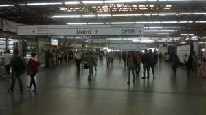 метро в Сан Пауло