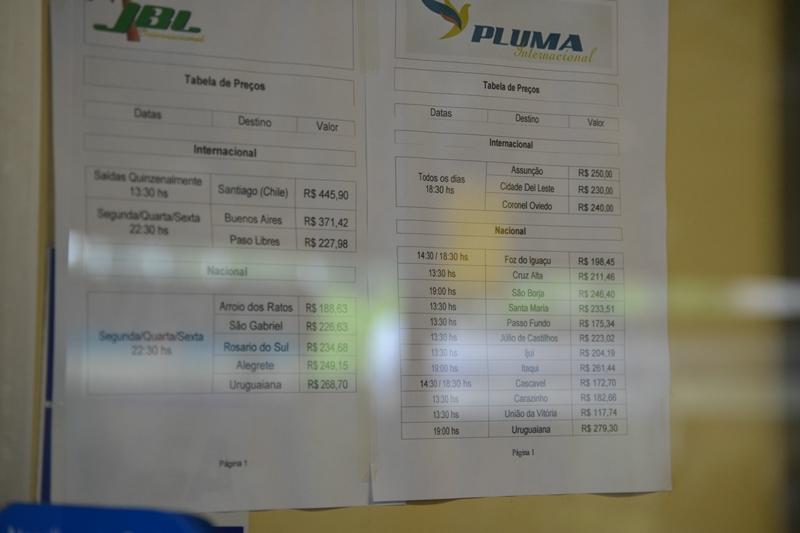 цены на автобусы компаний JBL и Pluma