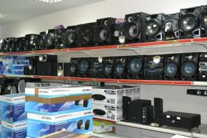 магазин электроники в Варадеро