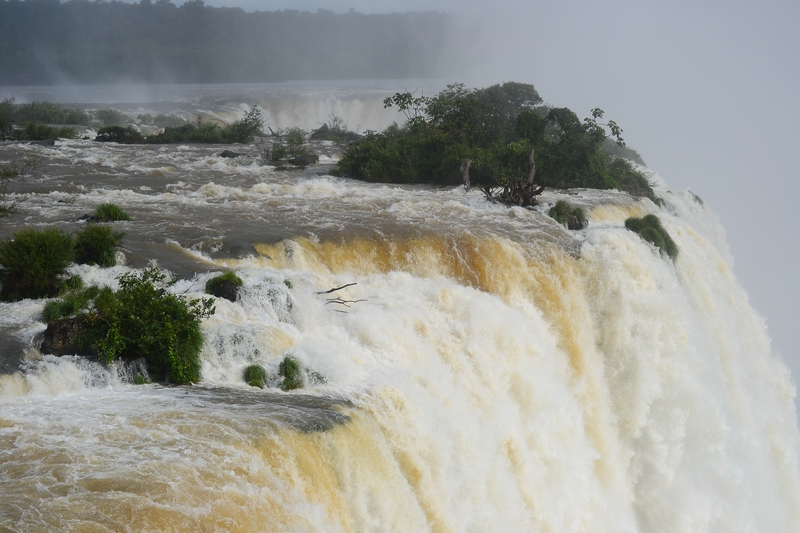 Rio Iguacu | The Iguazu River