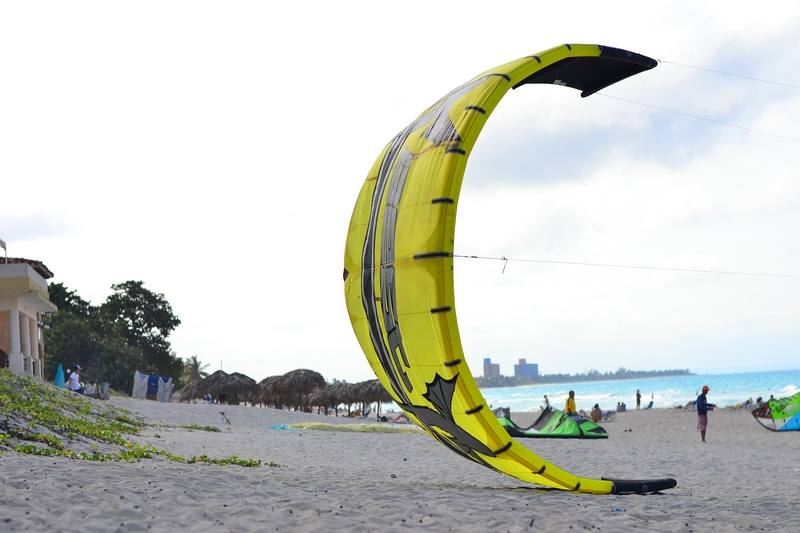 windsurfing in Varadero