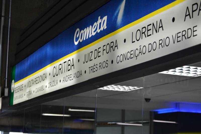 направления автобусов из Сан Пауло