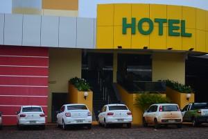 отель в Бразилии в Foz do Iguacu