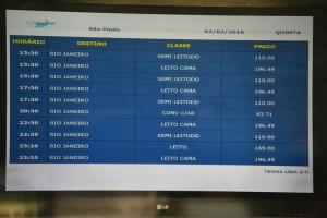 цены и расписание автобусов до Рио де Жанейро
