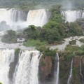 The Iguacu Waterfalls