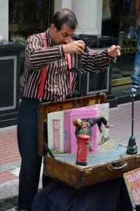 уличный кукольный театр
