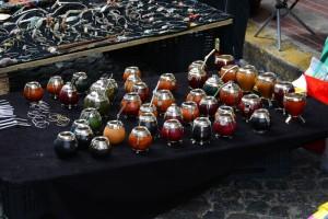калабас и бомбилья (трубочка для питья)