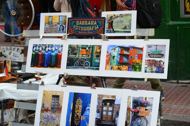 Яркие фотографии Буэнос Айреса
