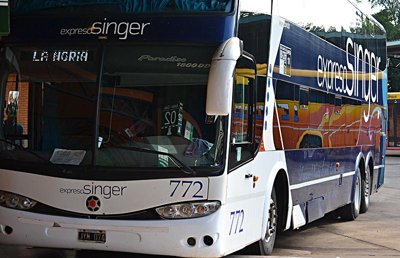 автобус из Пуэрто Игуасу в Буэнос Айрес
