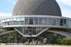 главный планетарий в Буэнос Айресе