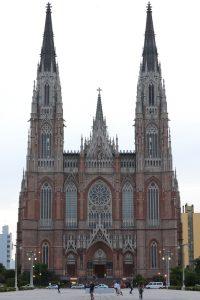 Кафедральный Собор в Ла Плата