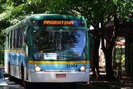 Автобус через границу из Бразилии в Аргентину