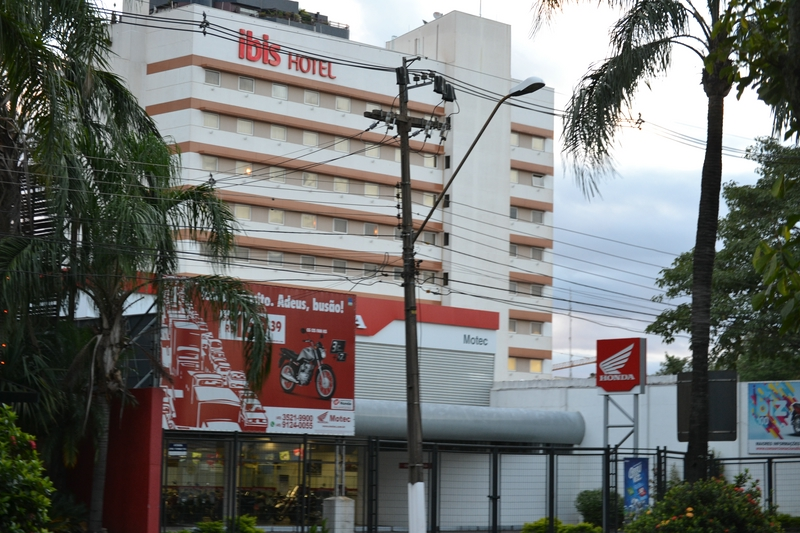 Ibis hotel in Foz do Iguacu