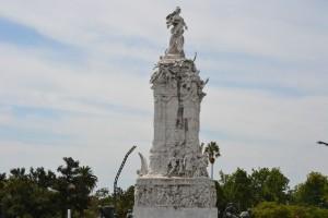 Памятник испанцам