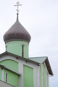храм в честь Царственных Страстотерпцев