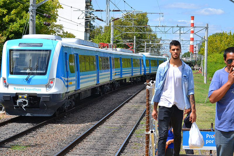Поезда до Буэнос Айреса
