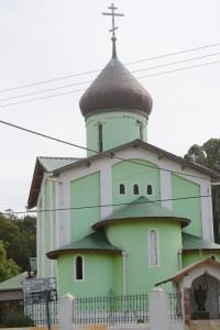 Русская Православная церковь в Мар дель Плата