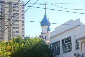 Воскресенский Собор в Буэнос Айресе
