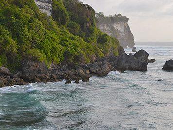 Uluvatu in Bali