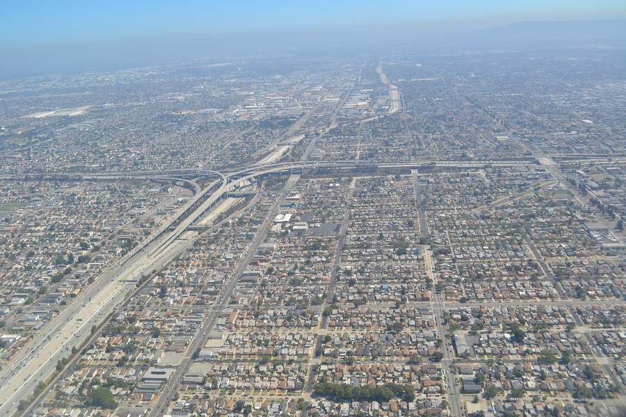 Suburbs Of Los Angeles