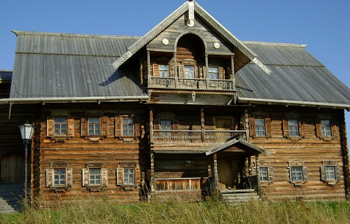 Пудожская деревня