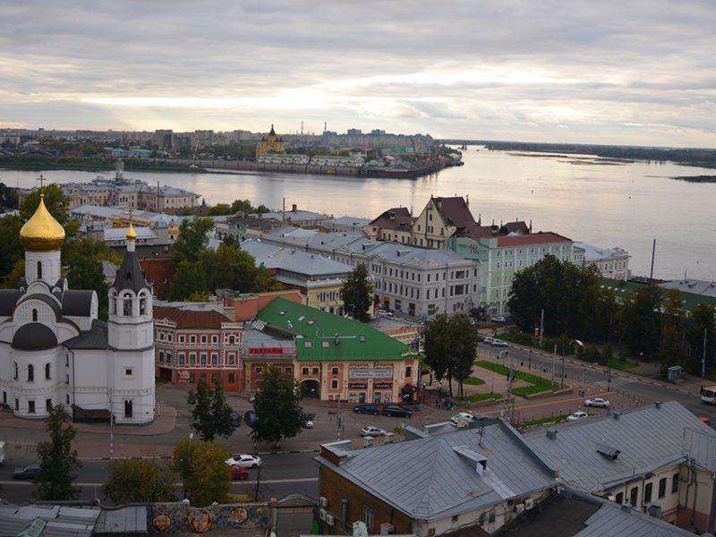 Nizhny Novgorod. Russia